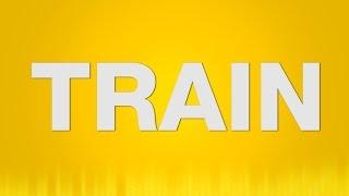 Train Outdoor SOUND EFFECT - Vorbeifahrender Zug Train Horn SOUNDS