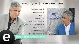Kadehi Şişeyi Kırarım Bugün (Cengiz Kurtoğlu) Official Audio #cengizkurtoğlu