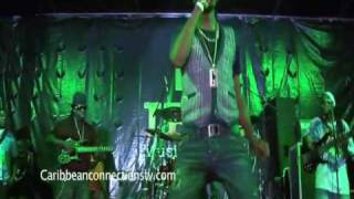 Gyptian, live TD concert, Queens Park, gyptian sing, Hold you, tightiest Hole, (HD)