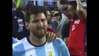 MESSI HAS OFFICIALLY RETIRED FROM INTERNATIONAL FOOTBALL!!
