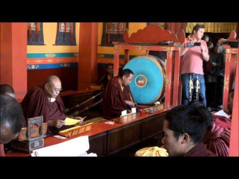 Ceremonias budistas Nepal