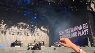 Swimming Pools - Kendrick Lamar Live at Hyde Park BST Festival