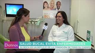 La salud bucal evita enfermedades la Dra. Gianna Camejo nos aconseja