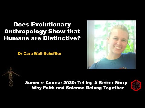 Does Evolutionary Anthropology Show That Humans Are Distinctive?