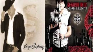 Jorge Santacruz Ft Gerardo Ortiz - Welcome To Tijuana Estudios 2011