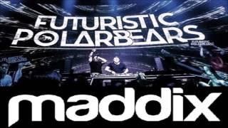 Futuristic Polar Bears & Maddix - Badman