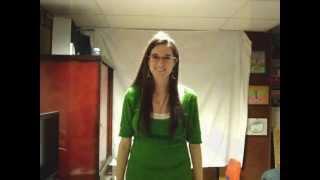 """Uptown Girl"" - Glee (Nick) in Sign Language"