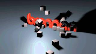 falling blocks in cinema 4d