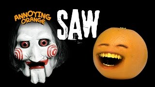 Annoying Orange - Annoying Orange Saw width=