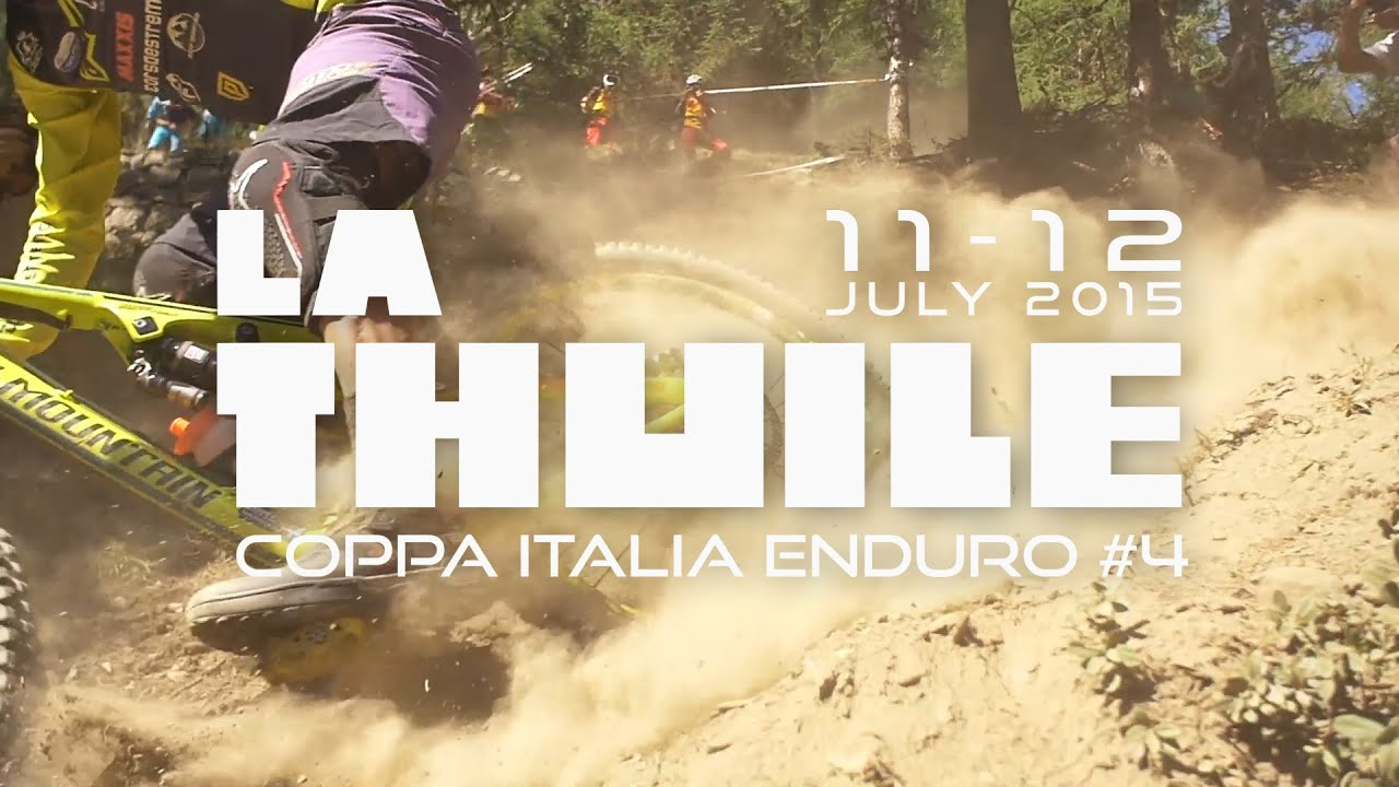 LaThuile Enduro 2015 powered by SRAM