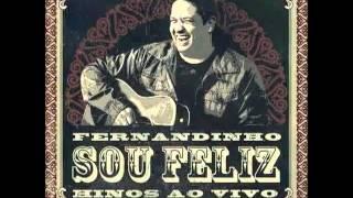 CD SOU FELIZ FERNANDINHO   CHUVAS DE BENÇÃOS