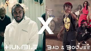 Kendrick Lamar - HUMBLE x Migos - Bad & Boujee (LIV3 Mashup)