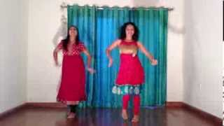 Wedding Sangeet Choreography - Punjabi Wedding Song (Hasee Toh Phasee)