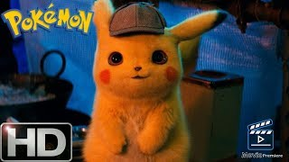 POKEMON! Detective PIKACHU| OFFICIAL TRAILER