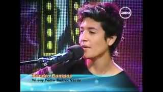 YO SOY PERU [22/06/12] Casting PEDRO SUAREZ VERTIZ. Muy parecido. YO SOY. 3D