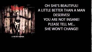 Slipknot - Killpop lyrics