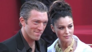 Monica Bellucci and Vincent Cassel divorce