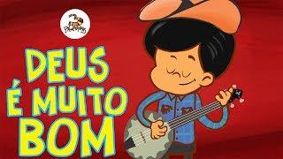 DEUS É BOM PRA MIM - 3PALAVRINHAS - VOLUME 2