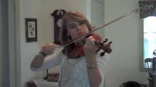 Final Fantasy VIII Waltz for the Moon Violin Cover