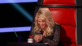 Comercial de Shakira Para o The Voice em Espanhol www.shakira-brasil.com