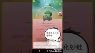 妙蛙種子進化之日 嗯!~妙蛙花 By泰瑞~