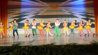 festivalul de dans - gradinita Pisicile Aristocrate - grupa mare III