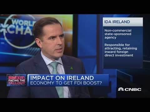 How Ireland is navigating the impact Brexit could have on the economy & attracting foreign investment