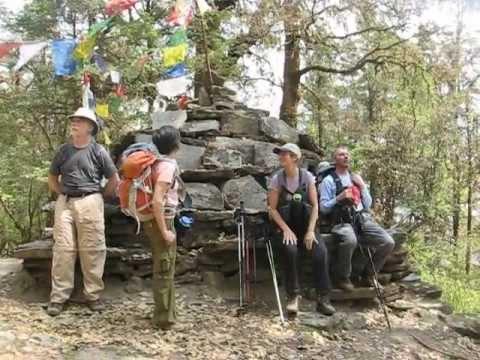 Team J'aime Québec Adventure Nepal