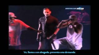 Eminen Ft Marilyn Manson Sub Español En Vivo Barcelona
