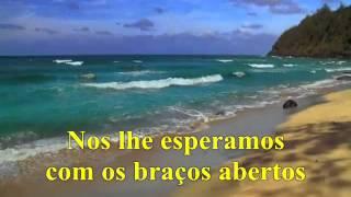 PRECE DE CÁRITAS  -  CID MOREIRA ( legendado)