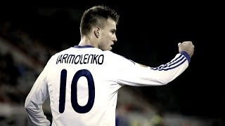 Andriy Yarmolenko - Never Give Up