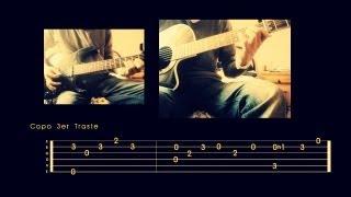 Vúelve - Satélite (Tutorial Guitarra)
