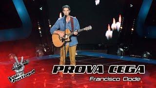 "Francisco Clode - ""One Call Away"" | Prova Cega | The Voice Portugal"