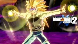 Dragon Ball XENOVERSE 2 - Anime Expo Trailer | PS4, X1, Steam