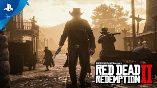 Red Dead Redemption 2 - Gameplay Video   PS4