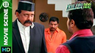 Mithun Chakraborty's Best Marathi Dialogue Ever   Khiladi 786
