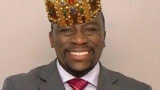 Rei da Tanzânia - MrPoladoful