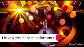 Amira Willighagen 2014 - I have a dream
