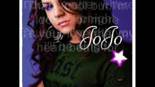 JoJo Baby It's You Karaoke with JoJo back vocal