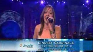 Lindsey Cardinale - Standing Right Next To Me