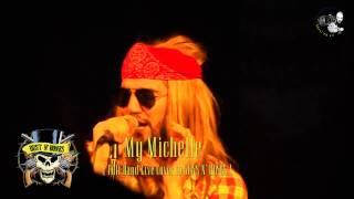 Dust N' Bones - My Michelle (Guns N' Roses Full Band Live Cover)