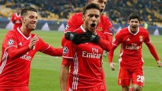 SL Benfica | Best Goals & Skills 2016/2017 #1