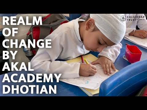 Realm of Change by Akal Academy Dhotian