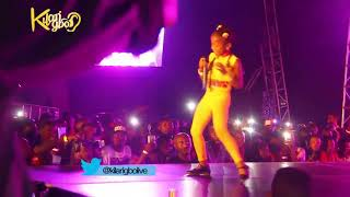 Wow! Little Girl  Murder Tiwa savage's Song On Stage | At 'JOOR CONCERT 3