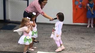Festa da Primavera - Apresentação maternal 2