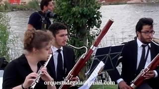 Bailar Contigo - Carlos Vives -  Cover Orquesta de Gala