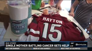 Arizona Coyotes and Singleton Moms July 6, 2016