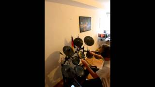 Drum Cover: Somebody Told Me by The Killers
