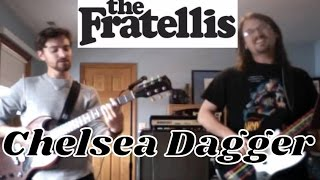 The Fratellis - Chelsea Dagger (Rad and Blaze cover #51)