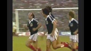Archie Gemmill (Escocia) vs. Holanda - Argentina 78